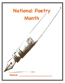 National Poetry Month/ Poetry Center