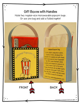 National Popcorn Day (January 19th)