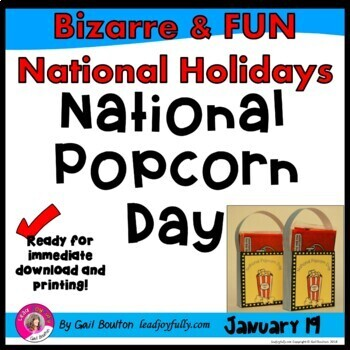 National Popcorn Day (January 19th)