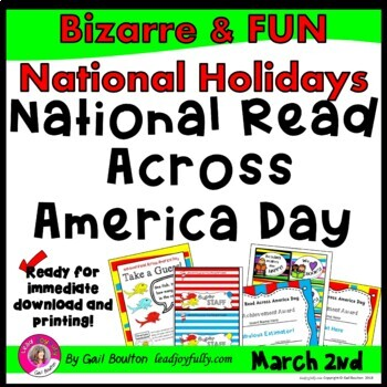 National Read Across America Day (March 2nd)