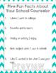 National School Counseling Week Bulletin Board