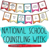 School Counselor Roles and National School Counseling Week