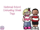 National School Counseling Week Gift Tags
