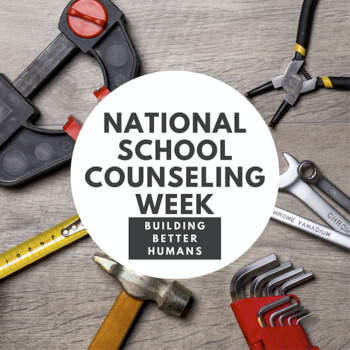 National School Counseling Week Posters