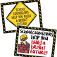 National School Counseling Week Printables - Construction Theme