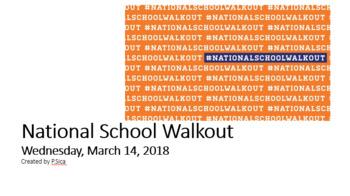 National School Walkout 2018