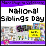 National Siblings Day (April 10th)