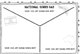 National Sorry Day Australia Graphic Thinking Organiser