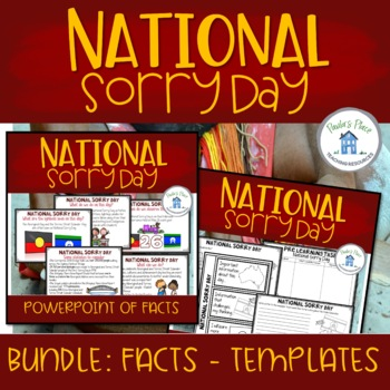 National Sorry Day Bundle