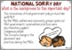National Sorry Day - PowerPoint of Facts