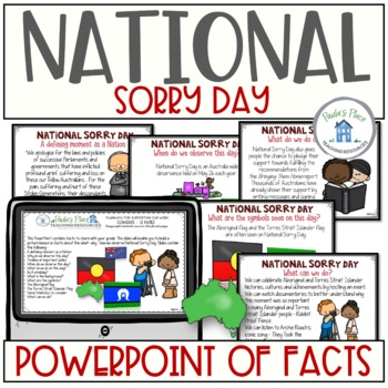 National Sorry Day PowerPoint of Facts