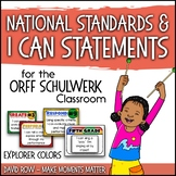 National Standards and I Can Statements for Music - Explor