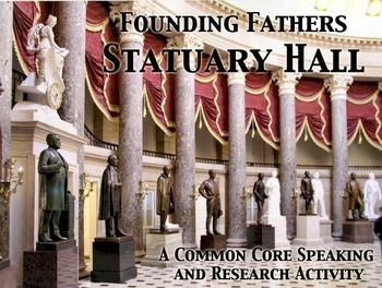 National Statuary Hall CCSS Project
