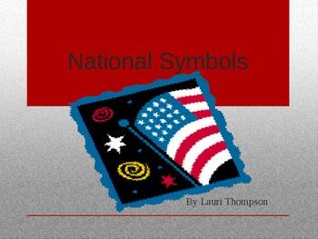 National Symbols!