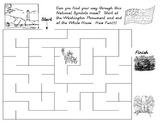 National Symbols Maze