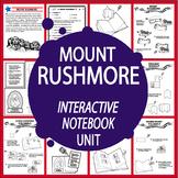 Mount Rushmore–Interactive National Symbols Unit + 3D US Symbol Activity