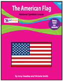 American Flag Activities + Complete American Flag National Symbols Lesson