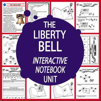 Liberty Bellinteractive National Symbol Activities American