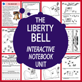 Liberty Bell National Symbols Interactive Notebook Unit