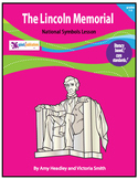 Lincoln Memorial–National Symbols Lesson + Bar Graph Activity