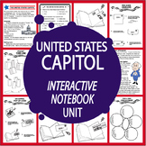 US Capitol Interactive National Symbols Unit–United States Capitol + US Congress