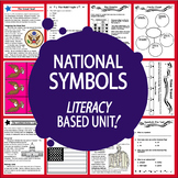National Symbols Unit (13 American Symbols Lessons Featuring National Landmarks)
