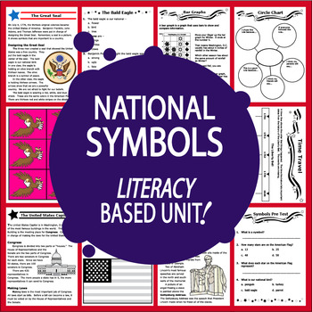 National Symbols13 American Symbols Lessonsus Symbols National