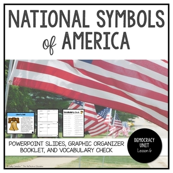 National Symbols of America ~ PowerPoint