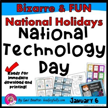 National Technology Day (January 6th)