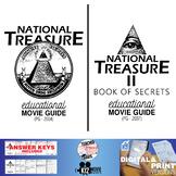 National Treasure I & II Movie Guide Bundle | Questions |