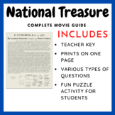 National Treasure I - Complete Movie Guide