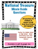 National Treasure Movie Guide Questions