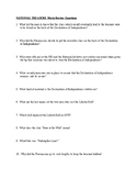 National Treasure Movie Questions