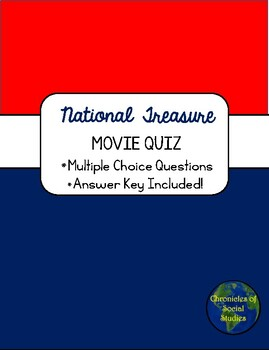 National Treasure Video Quiz