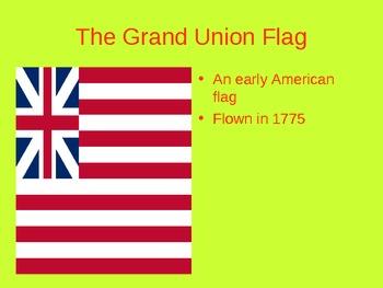 National U.S Symbols