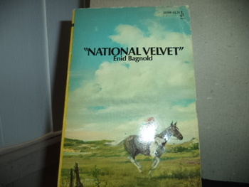 National Velvet ISBN 671-29744-9-125