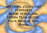 National Visual Art Standards Lesson Plan Check Off Guide