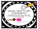 "National Visual Arts & SC 2017 Visual Arts Standards ""I Ca"