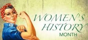 National Women's Month - supplement unit - articles, lessons, powerpoints