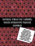 National World War I Museum: Interactive Timeline Online Activity