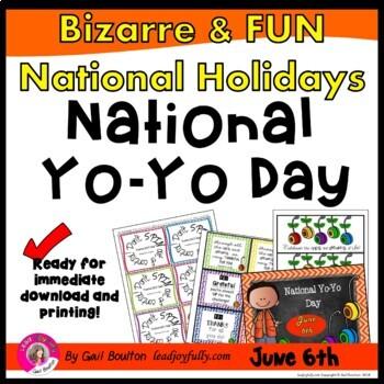 National Yo-Yo Day (June 6th)