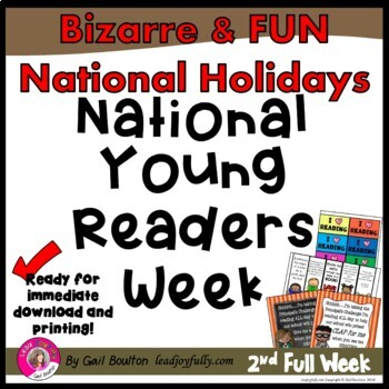 National Young Readers Week (2nd Week of November)