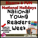 National Young Readers Week (Includes the Principal's Challenge)