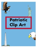 National symbols / America / Patriotic clipart