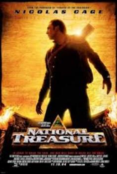 National treasure movie guided notes
