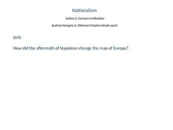 Nationalism 2