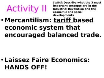 Nationalism 6-Industrial Revolution