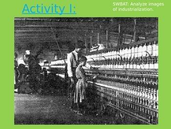 Nationalism 7-Industrial Revolution images
