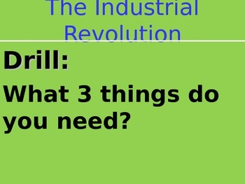 Nationalism 7-Industrial Revolution images