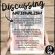 Nationalism- A Conversation Class